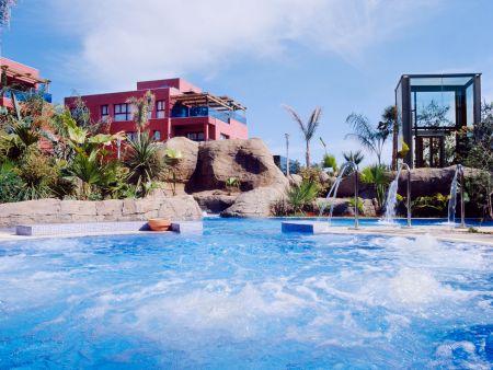 Las Piscinas del Jardín - Hotel Blancafort Spa Termal