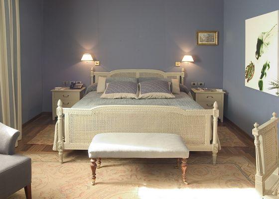 Habitación Doble Deluxe | Hotel Blancafort