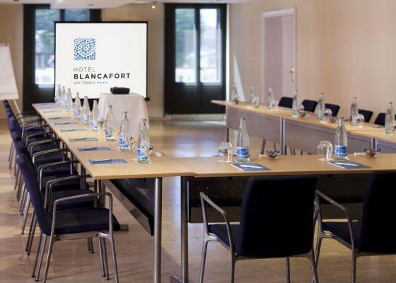 Salas de Reunions La Garriga | Hotel Blancafort