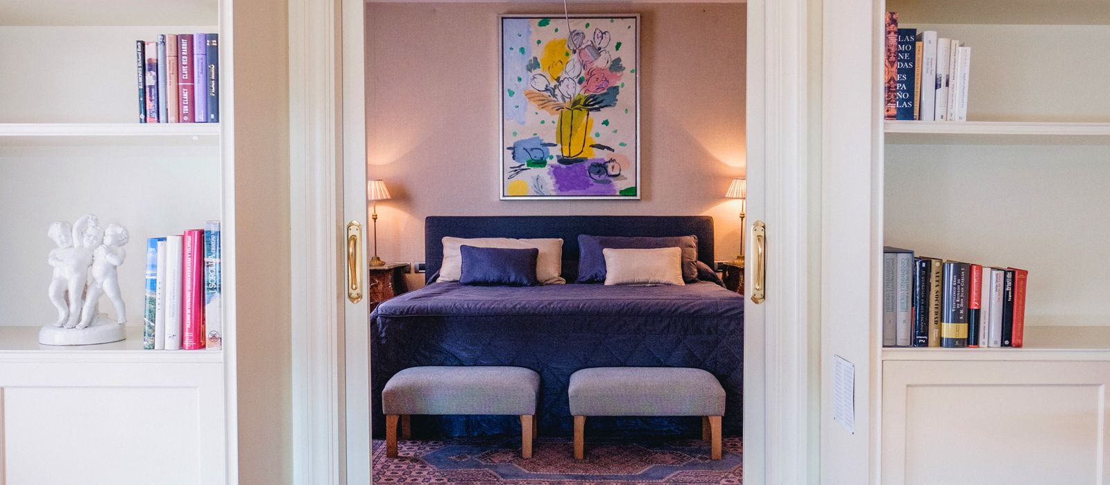 Master Suite | Hotel Blancafort