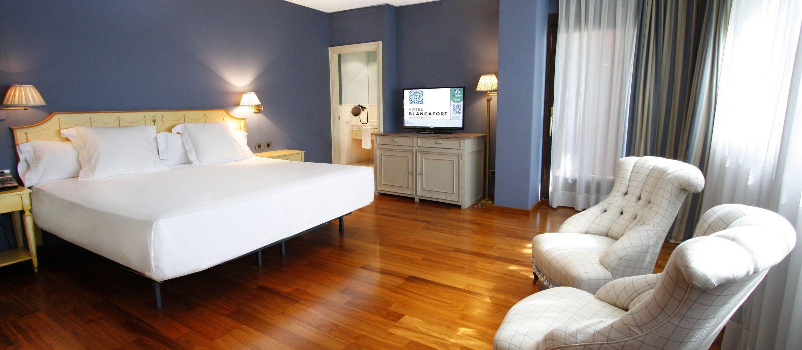 Suite Premium | Hotel Blancafort